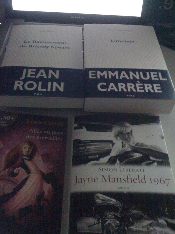 Quatres livres